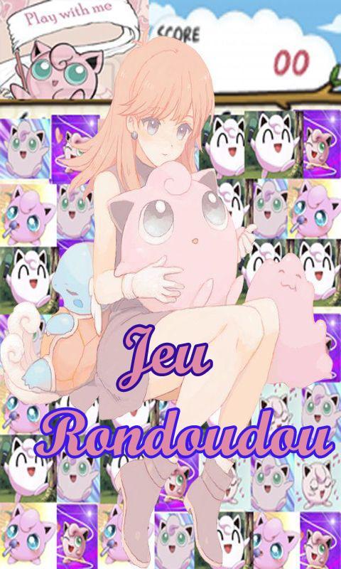 Jeu Rondoudou