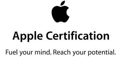 Certifications Apple