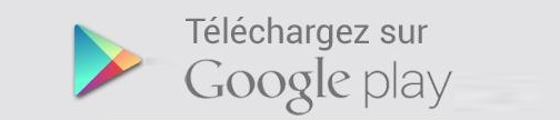Tйlйcharger notre application sur Google Play