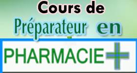 Cliques ici pour aller au cours de préparateur en pharmacie (BP)