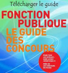 Télécharger le guide des concours de la fonction public