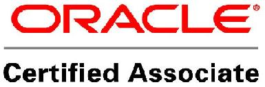Certifications Oracle