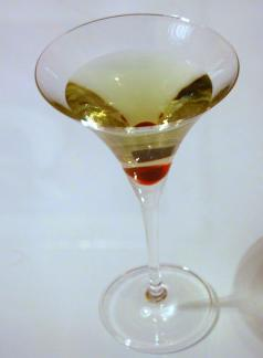 Recipe of the cocktail bijou
