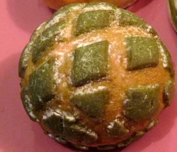 melon pan recipe