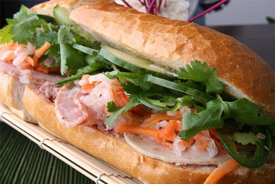Vietnamese sandwich recipe