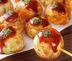Takoyaki octopus balls recipe