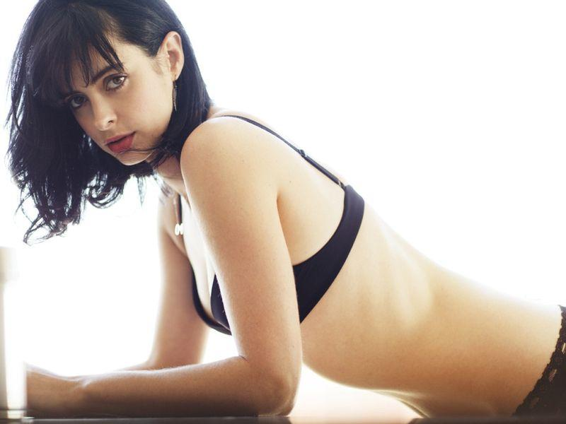 Krysten Ritter : may I help you ?